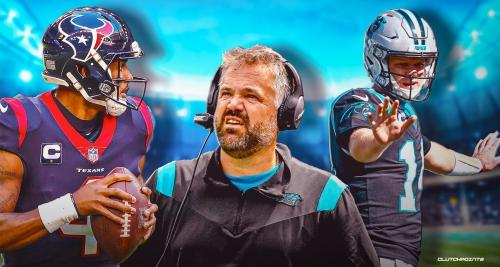 Panthers news: Matt Rhule drops truth bomb on Carolina's potential to acquire Deshaun Watson