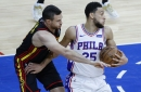Sixers' rotation is uneven with Ben Simmons sitting out