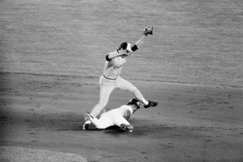 A look at the five best basestealers in Yankees' history