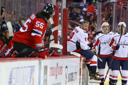 Not So Tough: Devils Fall 4-1 in Rough Loss to Capitals