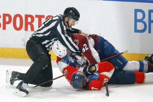 Colorado Avalanche drop another game in a 4-1 Florida Panthers victory