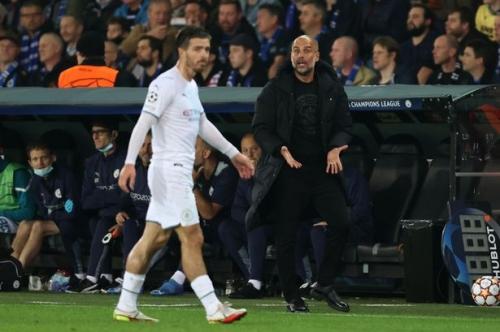 Pep Guardiola has already warned Jack Grealish after struggles following £100m Aston Villa exit