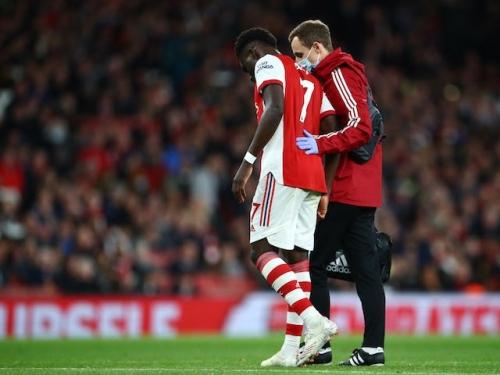 Bukayo Saka, Kieran Tierney return to Arsenal training