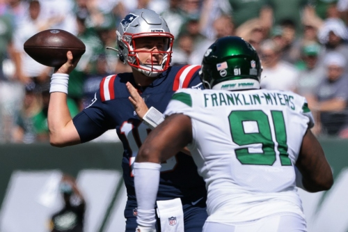 Patriots vs Jets preview: 4 matchups that could decide Sunday's game