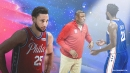 Ben Simmons confronts Joel Embiid, Doc Rivers after Sixers practice blow-up