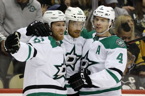 The Stars Play At The AAC For The First Time This Season