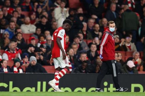 Mikel Arteta makes Bukayo Saka and Kieran Tierney decisions as Aston Villa face Arsenal