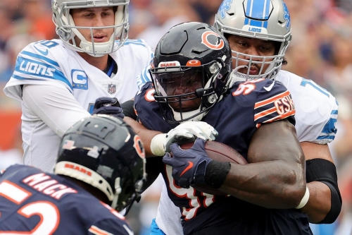 Bears vs Buccaneers Injury Report: Mack, Hicks, and Nichols among 8 questionable for Chicago