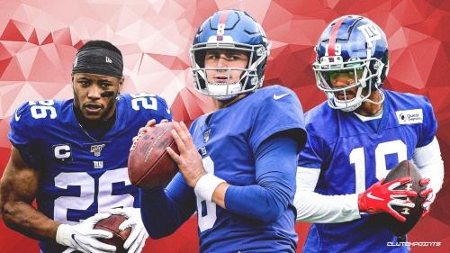 Daniel Jones gets brutally honest on the Giants' injury woes