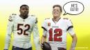 Bears star Khalil Mack receives high praise from Tom Brady ahead of Week 7 clash