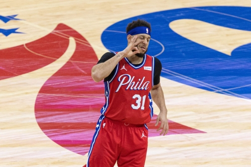 Sixers Bell Ringer: Seth Curry's torrid shooting not enough as Philadelphia goes cold late in loss to Brooklyn