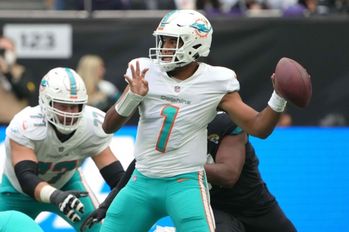 FILM | Dolphins may have lost, but Tua was impressive in week 6 return vs Jaguars