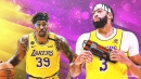 Lakers' Anthony Davis reveals what triggered him to blow-up at Dwight Howard