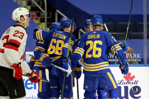 Sabres Head To New Jersey, Looking to Start New Streak