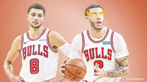 Bulls star Zach LaVine reacts to Lonzo Ball revenge game vs. former team