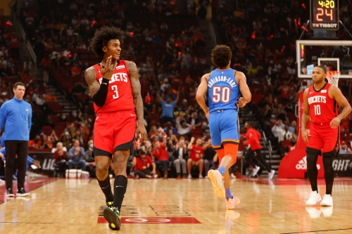 Rockets apply and learn in bounce-back performance vs. Thunder