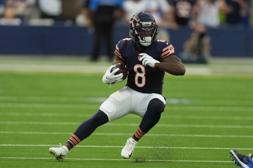 Bears roster update: Williams activated from COVID list, Hicks downgraded to out