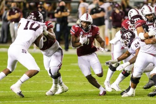 South Carolina at No. 17 Texas A&M Game Thread