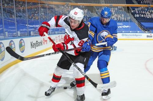 Gamethread #4: New Jersey Devils vs. Buffalo Sabres