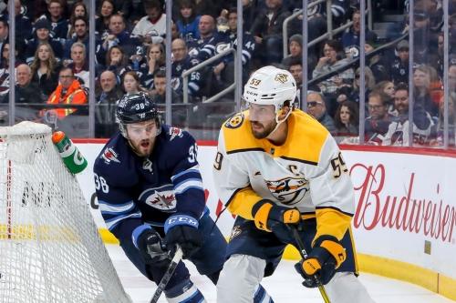 Game Thread: Nashville Predators @ Winnipeg Jets 10/23/21