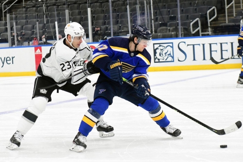 Kings at Blues GameDay Thread: Welcome Home