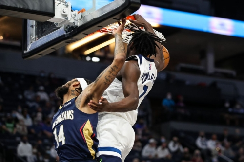 Game Preview #2: Pelicans at Wolves