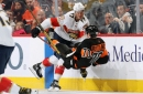 Panthers 4, Flyers 2: Infractions with a side of action