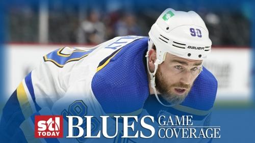 Seven is heaven as Blues scorch Kings 7-3 in home opener