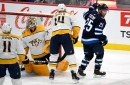 Jets hang on for victory over Predators on Paul Stastny's 2 goals