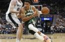 Rapid Recap: Bucks 121, Spurs 111