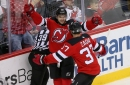 Nico Daws, Nico Hischier, and Pavel Zacha Lead Devils to 2-1 Overtime Win Against Sabres