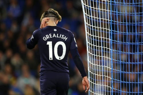 What happened to Jack Grealish at Brighton was a theme of his Aston Villa career