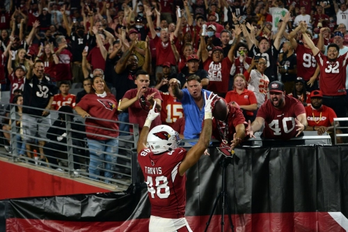Arizona Cardinals make roster moves on Saturday for game against Houston Texans