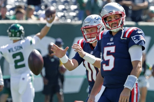 Jets vs. Patriots and Week 7 on TV in New York