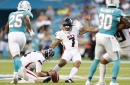 Final score predictions for Falcons - Dolphins in Week 7