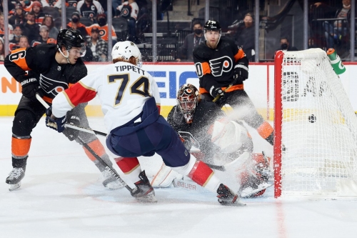 What we learned from the Flyers 4-2 loss to the Panthers
