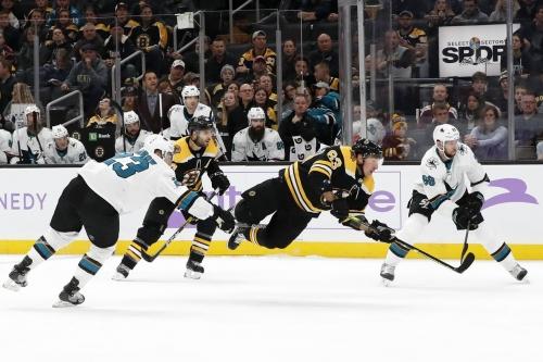 Public Skate: Bruins vs. Sharks