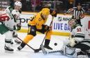 Game Preview: Nashville Predators @ Minnesota Wild, 10/24/21