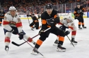 Aube-Kubel fined for kneeing Panthers' Marchment