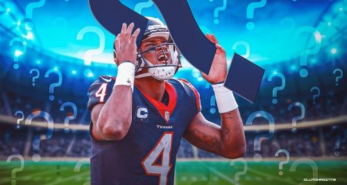 RUMOR: Texans QB Deshaun Watson's likelihood to get moved ahead of NFL trade deadline
