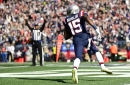 Patriots vs Jets highlights: Kendrick Bourne throws a touchdown to Nelson Agholor
