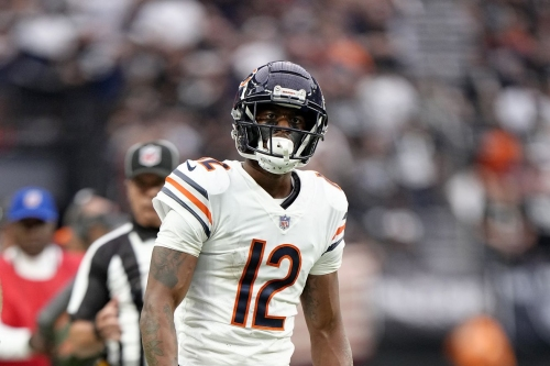 Bears vs Buccaneers Inactives: No Akiem Hicks, but Allen Robinson and Khalil Mack are active