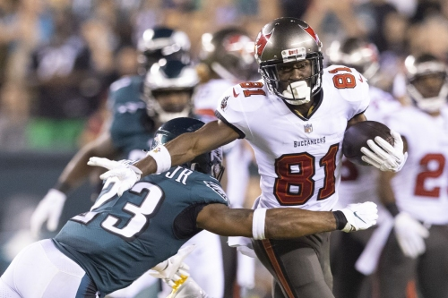 Tampa Bay Buccaneers vs Chicago Bears: Game day inactives
