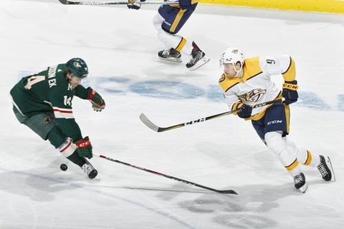 Game Thread: Predators @ Wild 10/24/21