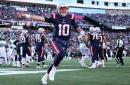 Patriots 54 Jets 13: ...................