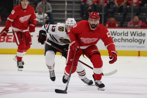 Gamethread: Red Wings at Blackhawks