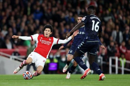 Arsenal first half intensity against Aston Villa must be the blueprint