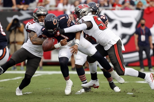 Bucs vs. Bears recap: Complementary football leads to 38-3 victory
