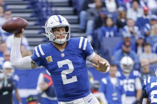 Sunday Night Football: Colts vs. 49ers