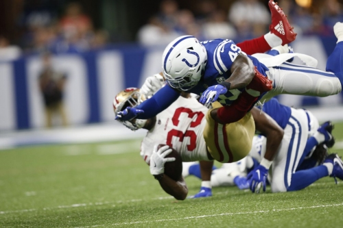 SNF live thread Week 7 (2021): Colts at 49ers